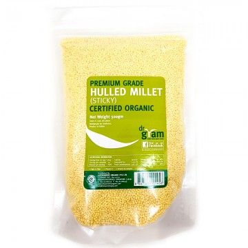 Dr Gram Hulled Millet (Sticky)