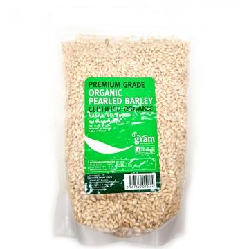 Dr Gram Pearled Barley (Certified Organic)
