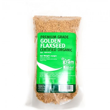 Dr Gram Golden Flaxseed