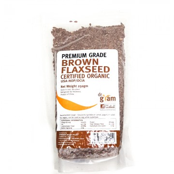 Dr Gram Brown Flaxseed