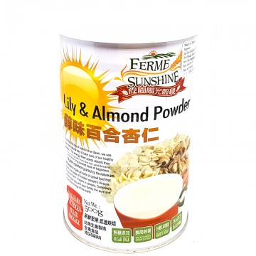 Ferme Sunshine Lily And Almond Powder