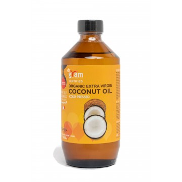 Dr Gram Organic Extra Virgin Coconut Oil