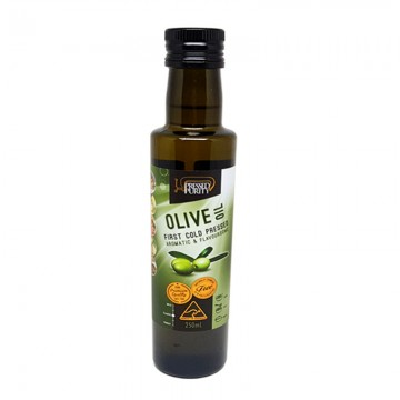 Pressed Purity Australia Olive Oil