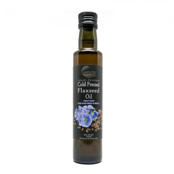 Australian Cold Pressed Flaxseed Oil