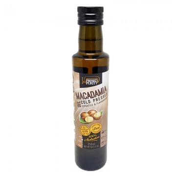 Pressed Purity Australia Macadamia Oil