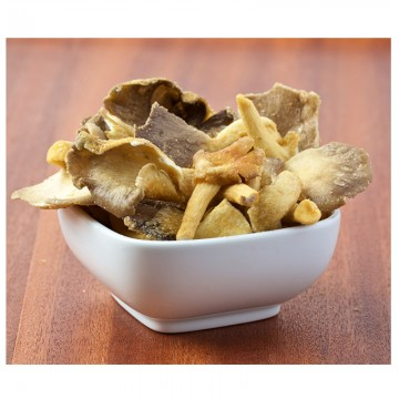 Oysters Mushroom Chips